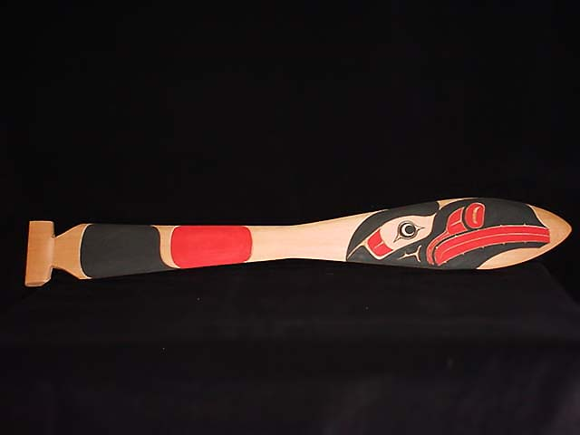 3 Foot Raven Paddle