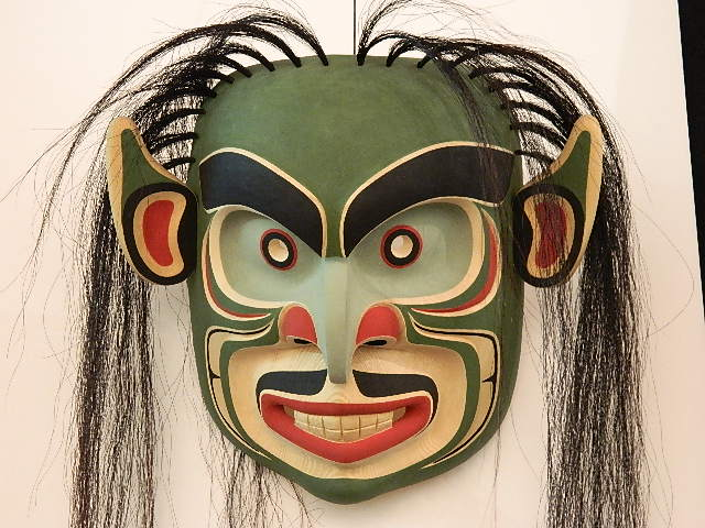 TH: Bokwus Mask