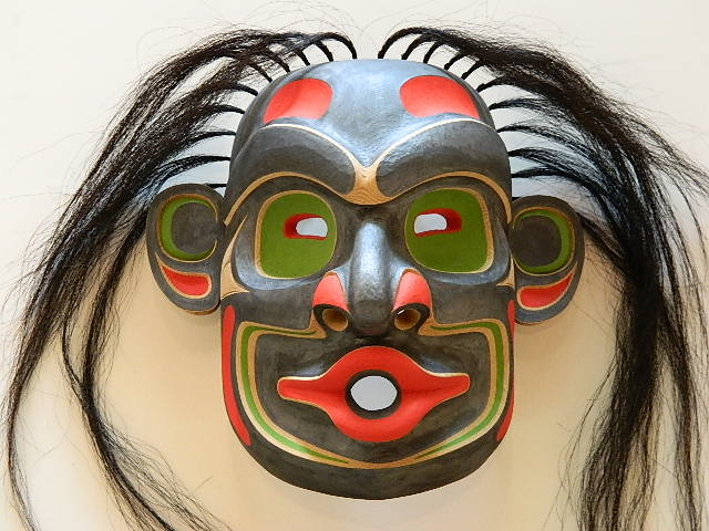 TH: Dzunukwa Mask