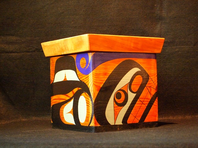 FD: Orca Bentwood Box