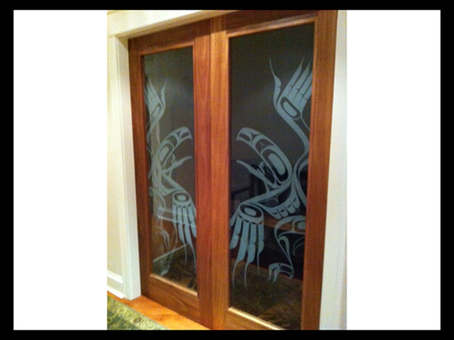 Raven Dancer Doors