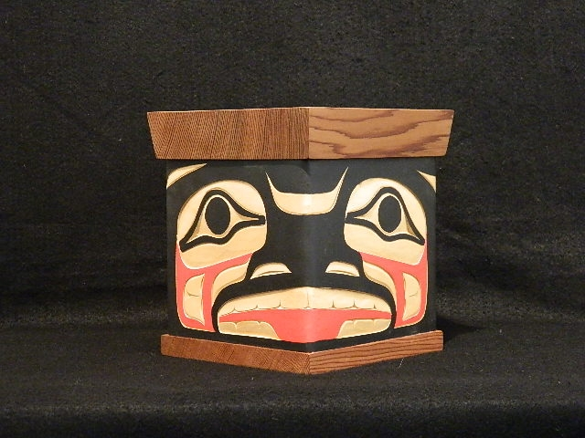 JC: Orca Bentwood Box