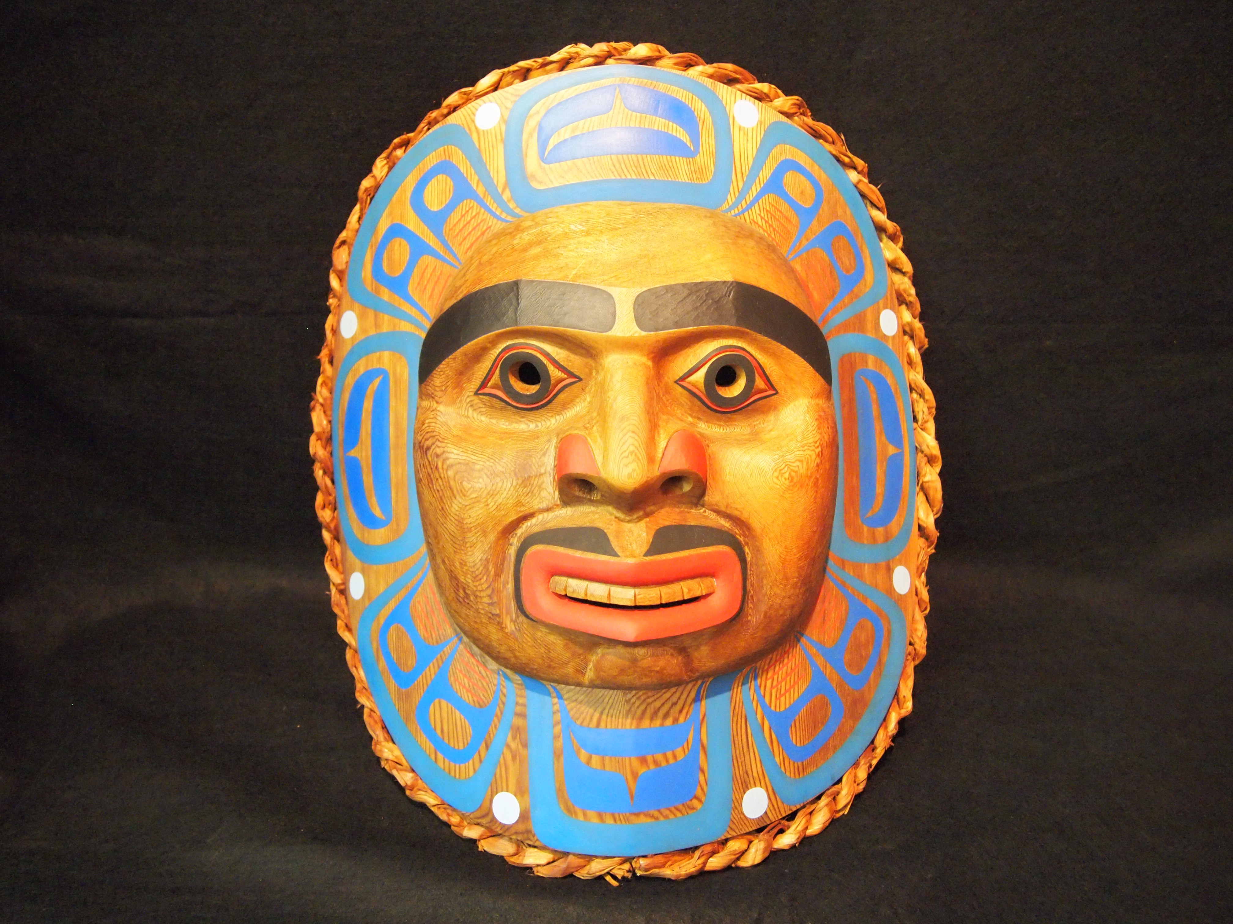 TH: Blue Moon Mask